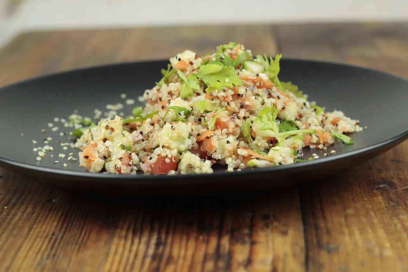 Protein Tabouleh