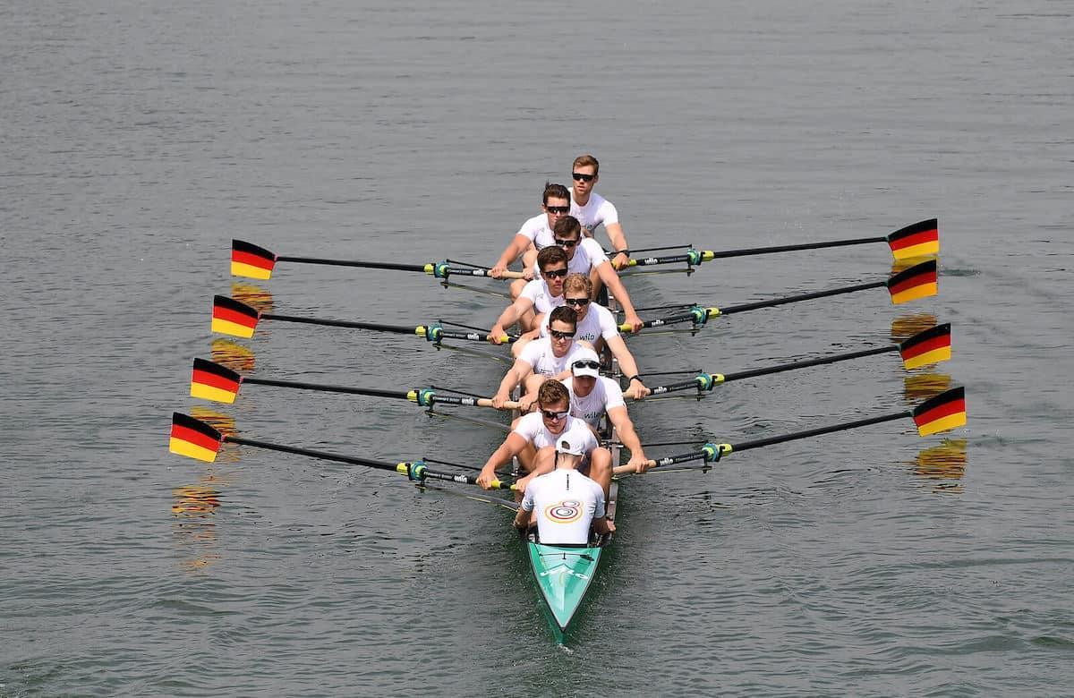 Deutschland Achter Rudern