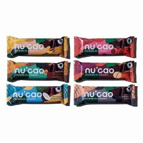 Nucao Schokoladen